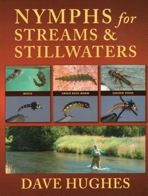 Nymphs for Streams & Stillwaters Cover Image