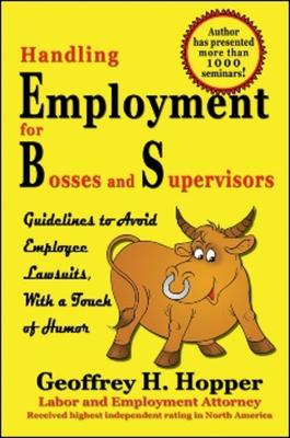 Handling Employment for Bosses & Supervisors Cover