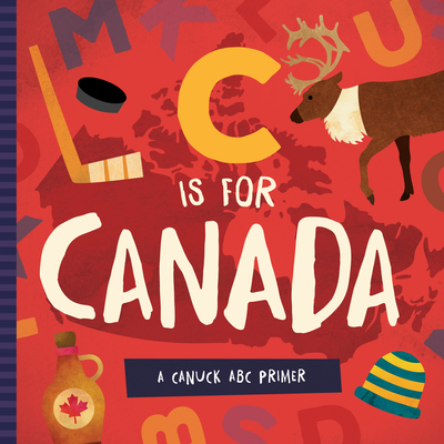 Cover for C is for Canada