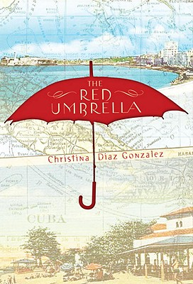 The Red Umbrella Cover Image