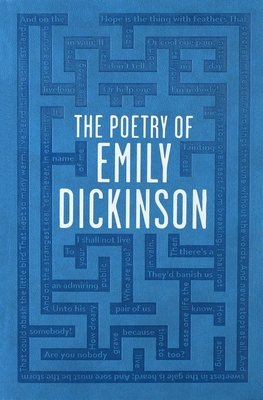The Poetry of Emily Dickinson (Word Cloud Classics) Cover Image