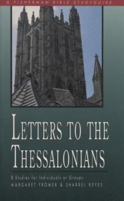 Letters to the Thessalonians Cover