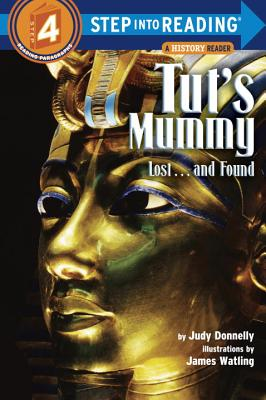Tut's Mummy: Lost...and Found (Step into Reading) Cover Image