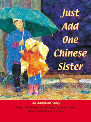 Cover for Just Add One Chinese Sister