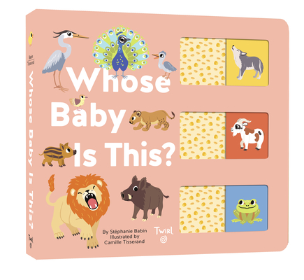 Whose Baby is This? Cover Image