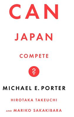 Cover for Can Japan Compete?
