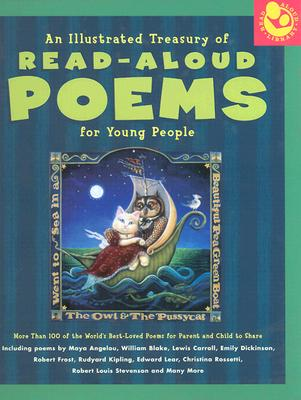 An Illustrated Treasury of Read-Aloud Poems for Young People Cover