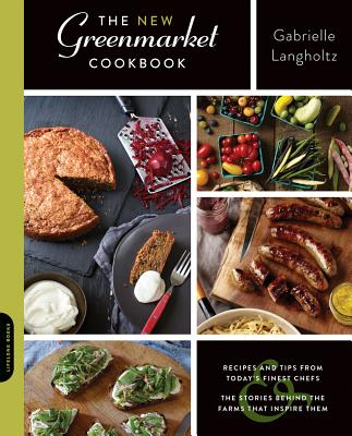 The New Greenmarket Cookbook Cover