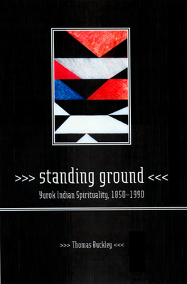 Cover for Standing Ground