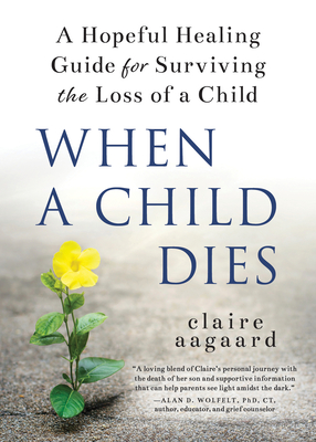 When a Child Dies: A Hopeful Healing Guide for Surviving the Loss of a Child Cover Image