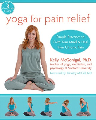 Yoga for Pain Relief Cover