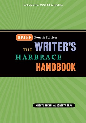 The Writer's Harbrace Handbook, Brief Edition Cover Image