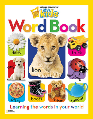 Word Book: Learning the Words in Your World Cover Image
