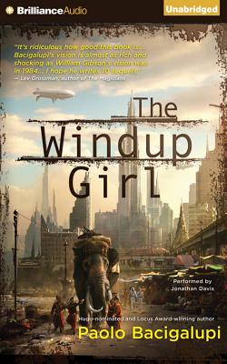 The Windup Girl Cover Image