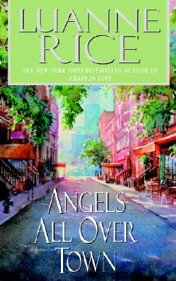 Angels All Over Town Cover Image