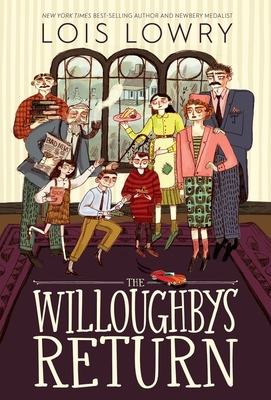 The Willoughbys Return Cover Image