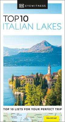 DK Eyewitness Top 10 Italian Lakes (Pocket Travel Guide) Cover Image