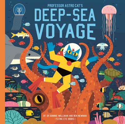 Professor Astro Cat's Deep Sea Voyage Cover Image