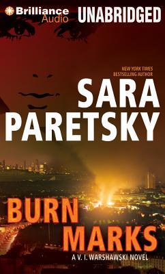 Burn Marks (V. I. Warshawski #6) Cover Image