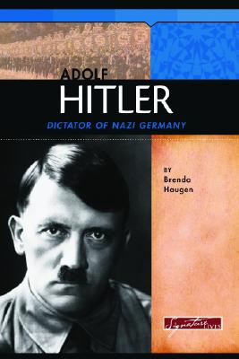 Adolf Hitler: Dictator of Nazi Germany Cover Image
