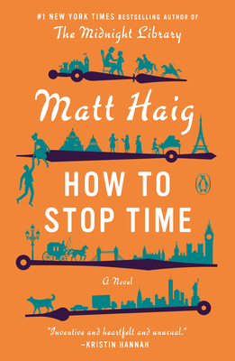 How to Stop Time: A Novel Cover Image