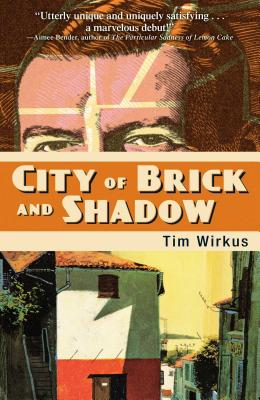 City Of Brick And Shadow Cover Image