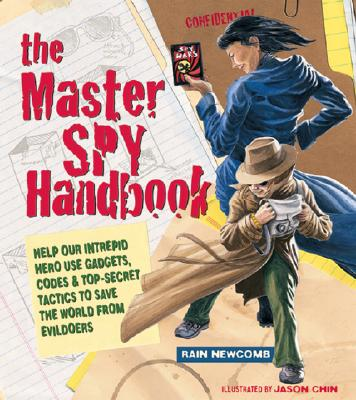 The Master Spy Handbook Cover
