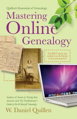 Mastering Online Genealogy Cover Image