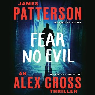 Fear No Evil (Alex Cross Novels #29) Cover Image