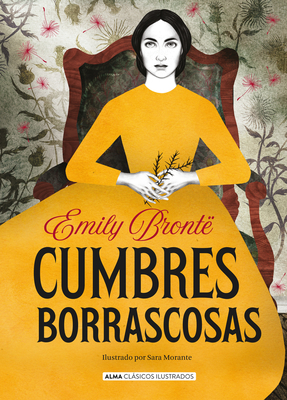 Cumbres Borrascosas (Clásicos ilustrados) Cover Image