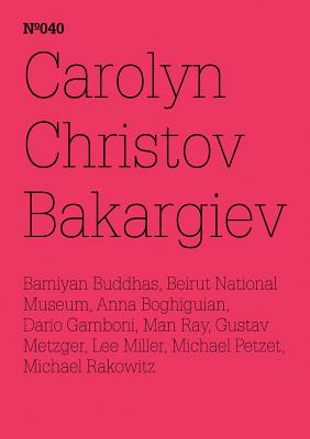 Carolyn Christov-Bakargiev: On the Destruction of Art - Or Conflict and Art, or the Art of Healing Cover Image