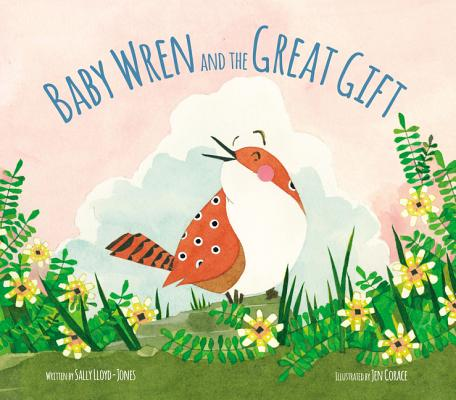 Baby Wren and the Great Gift Cover