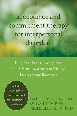 Acceptance and Commitment Therapy for Interpersonal Problems Cover