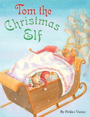 Tom the Christmas Elf Cover