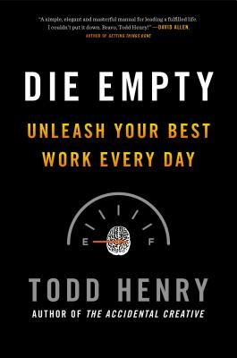 Cover for Die Empty