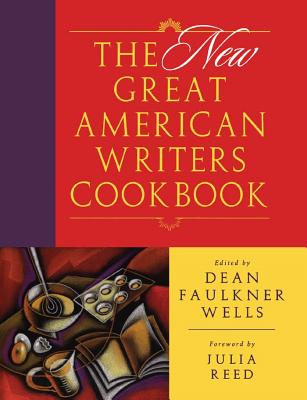 The New Great American Writers Cookbook Cover