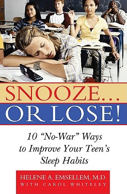 Snooze... or Lose! Cover