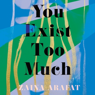 You Exist Too Much Lib/E Cover Image