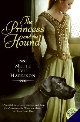 The Princess and the Hound Cover