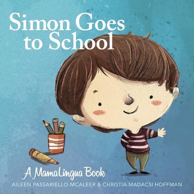 Simon Goes to School Cover Image