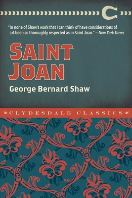 Cover for Saint Joan (Clydesdale Classics)
