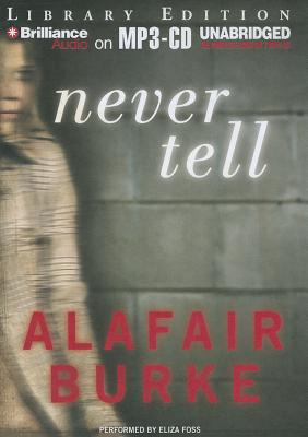 Never Tell: A Novel of Suspense Cover Image