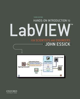 Hands-On Introduction to LabVIEW for Scientists and Engineers Cover Image
