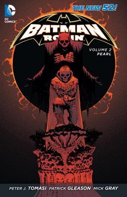 Batman and Robin Vol. 2 Cover