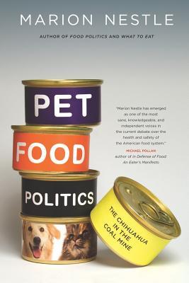Cover for Pet Food Politics