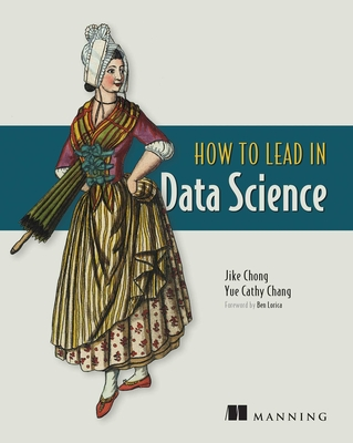 How to Lead in Data Science Cover Image