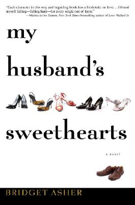 My Husband's Sweethearts Cover Image