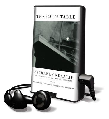 The Cat's Table [With Earbuds] (Playaway Adult Fiction) Cover Image