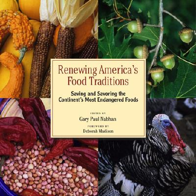 Renewing America's Food Traditions Cover