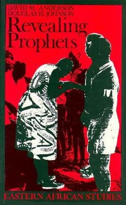 Cover for Revealing Prophets